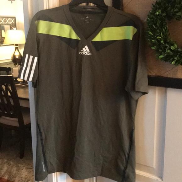 9a5b5092caf adidas Shirts | Barricade Tennis Shirt V Neck | Poshmark